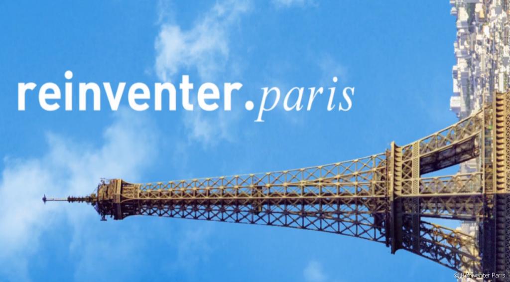 logo Reinventer Paris